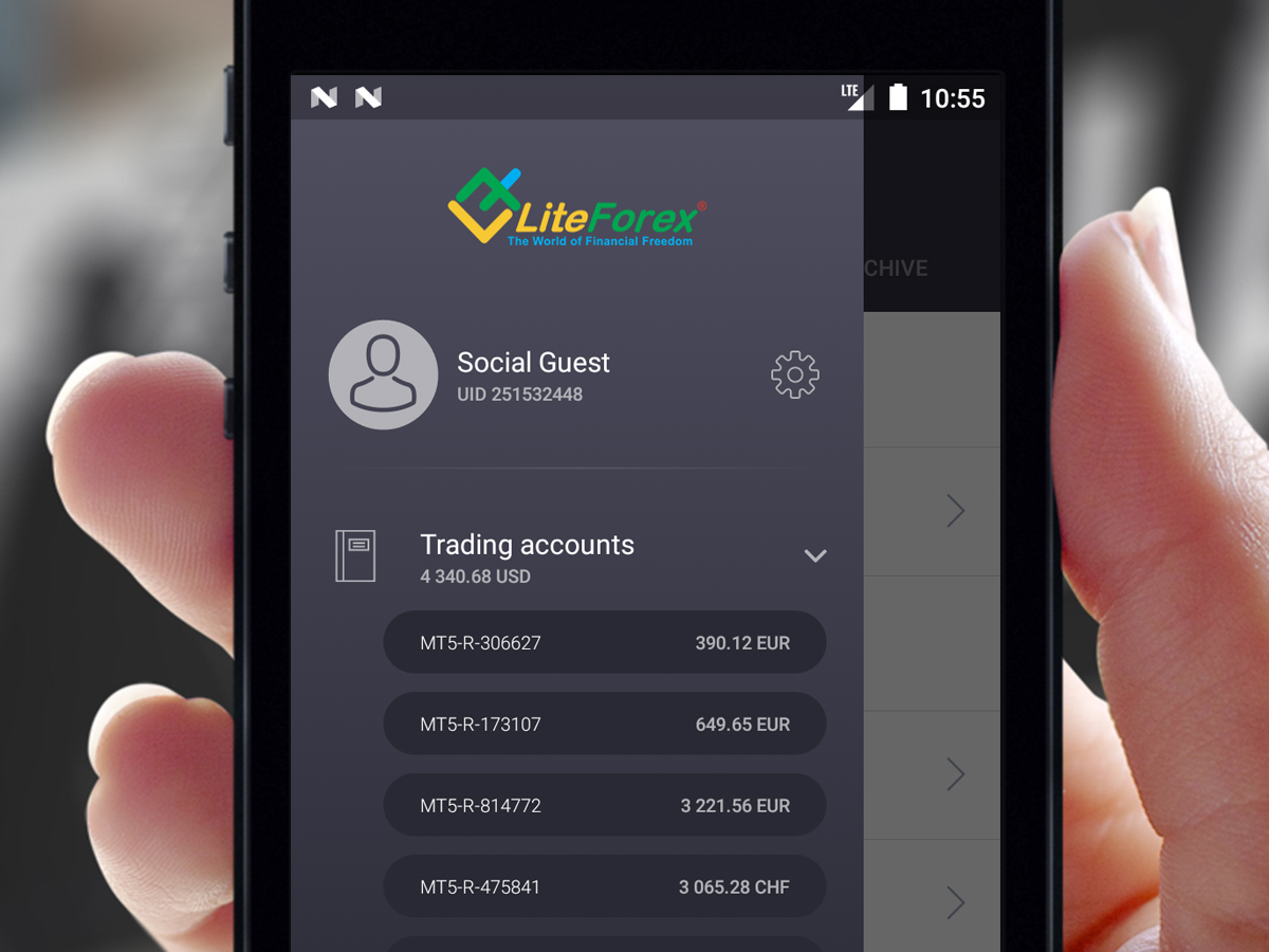 Application « Trading Mobile » pour Android lancée